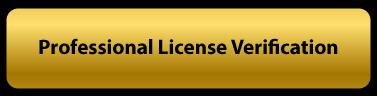 professional license verification button